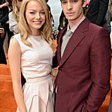 The couple posed together at the Nickelodeon Kids' Choice Awards in LA in March 2012.