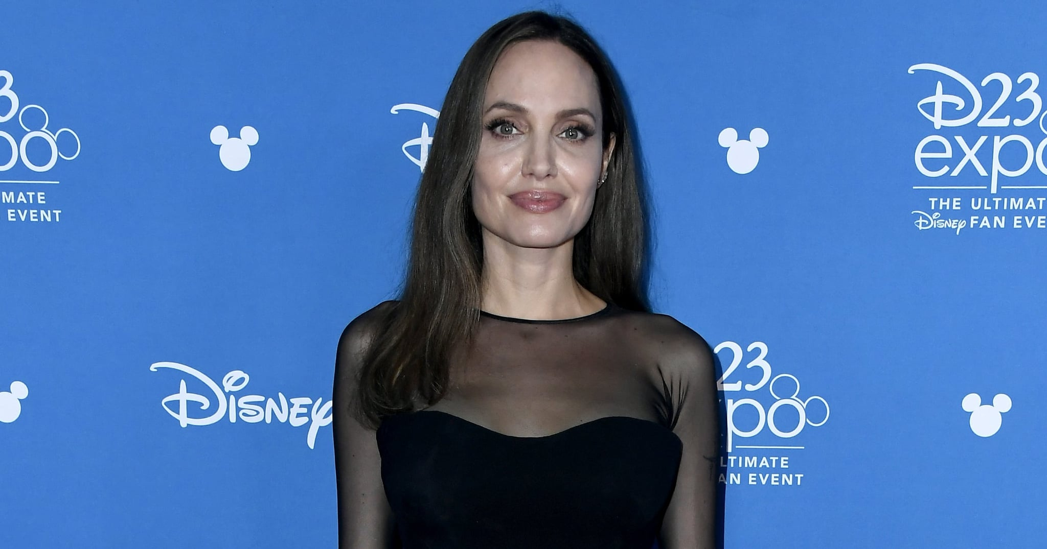 Angelina Jolie Enjoys Labor Day Weekend With Her Kids