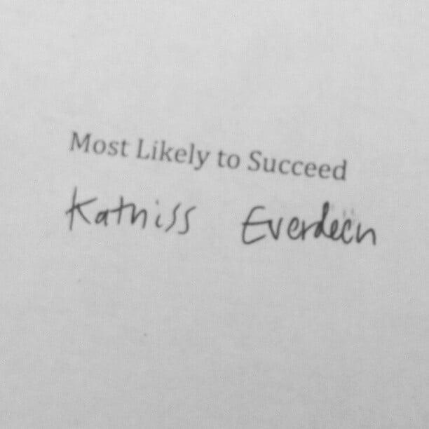 """Voting For """"Senior Most"""" Awards"""