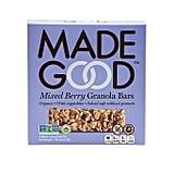 MadeGood Mixed Berry Granola Bars