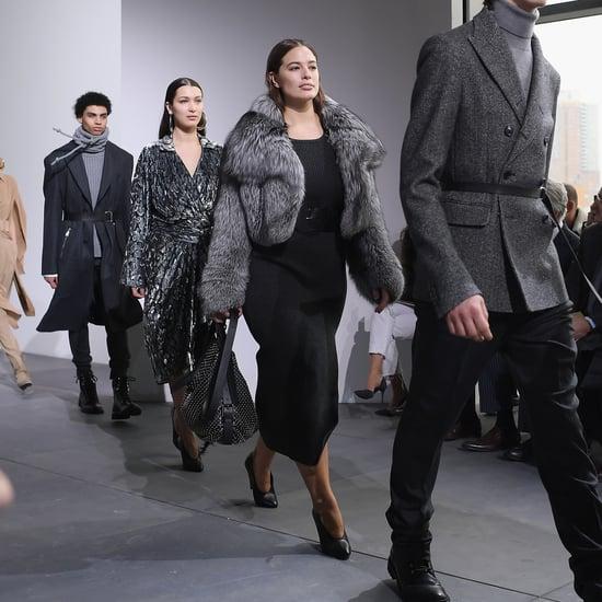 Body Positivity at Fashion Week Fall 2017