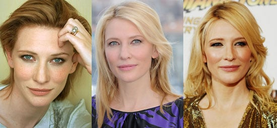 Which Shade of Blonde Do You Like Best on Cate Blanchett?