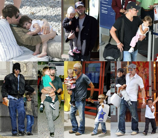Who Is Your Favorite Celebrity Dad of 2007?