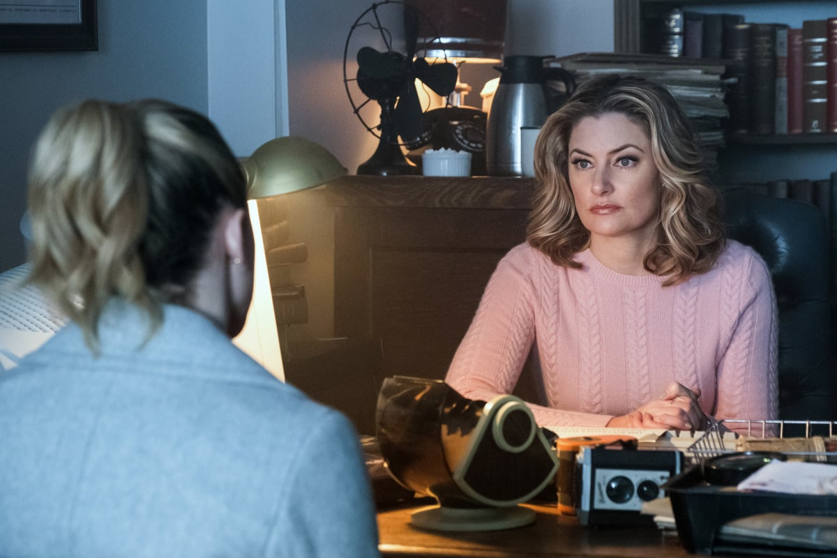 Mädchen Amick Talking About Riverdale Season 3 | POPSUGAR