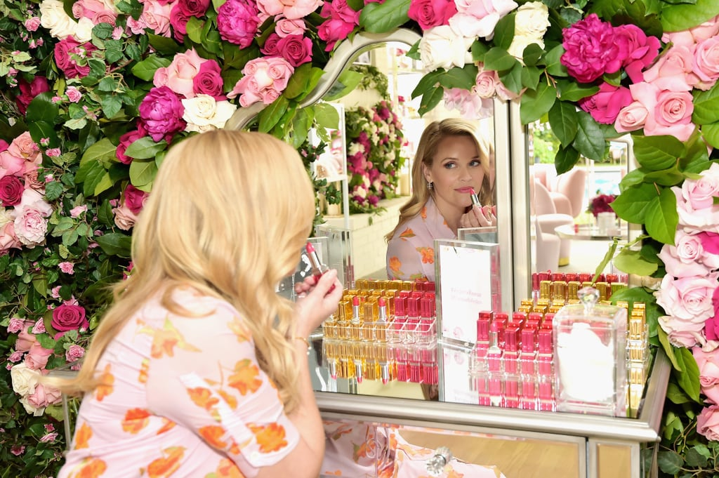 Reese Witherspoon Beauty Advice Interview