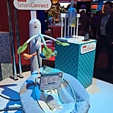 Fisher-Price SmartConnect Bouncer and Mobile
