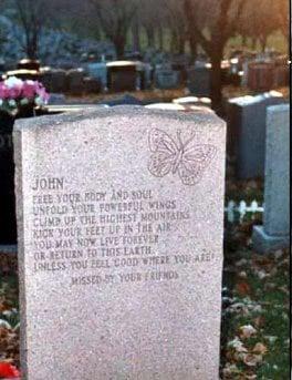 A Poem For John