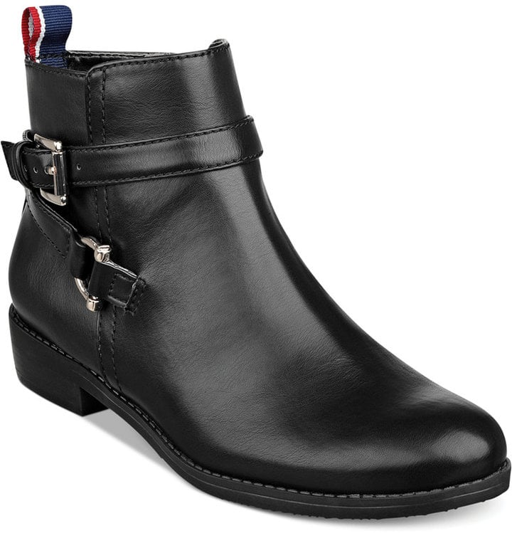 Tommy Hilfiger Danni2 Buckle Booties