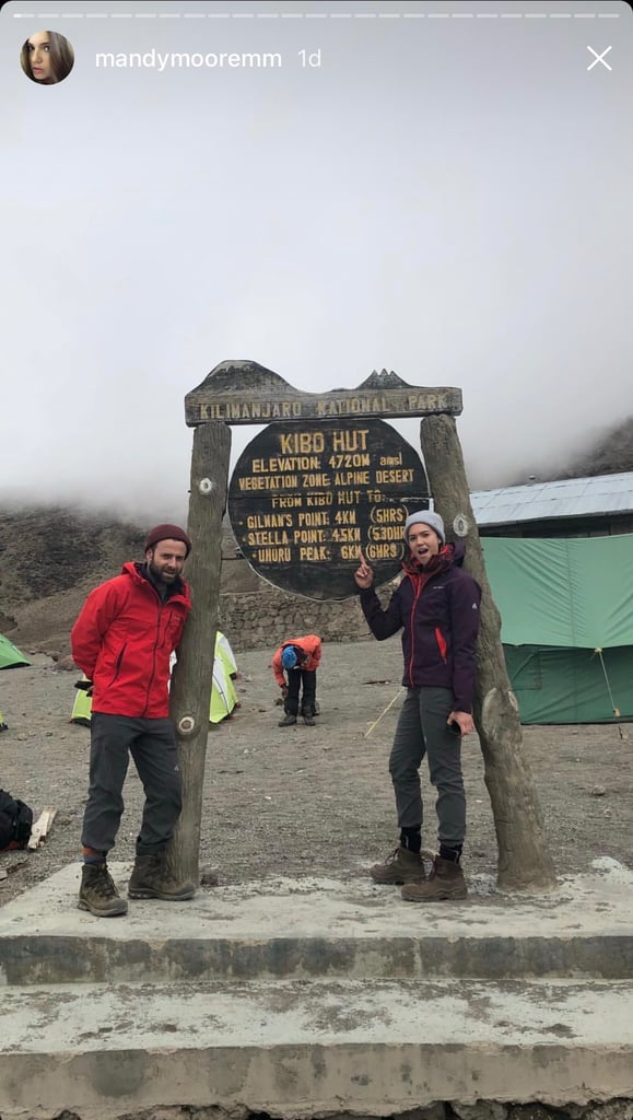 Mandy Moore, Absolute Badass, Tackles Her No. 1 Bucket List Item and Climbs Mt. Kilimanjaro