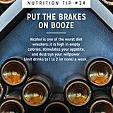 Put the Brakes on Booze