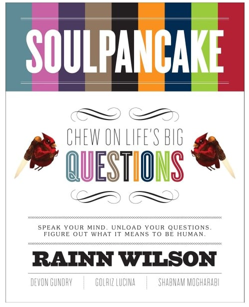 SoulPancake: Chew on Life's Big Questions ($20)