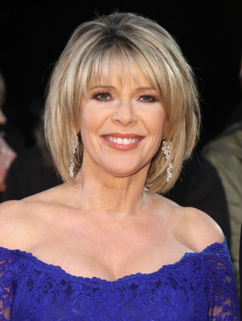Ruth Langsford Strictly Come Dancing 2017 Lineup