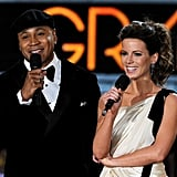 LL Cool J and Kate Beckinsale