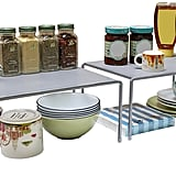 DecoBros Expandable Stackable Kitchen Shelf Organiser