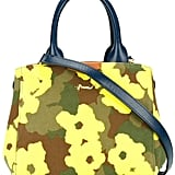 Muveil small floral camouflage print tote ($266)