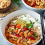 Slow-Cooker Thai Chicken Curry