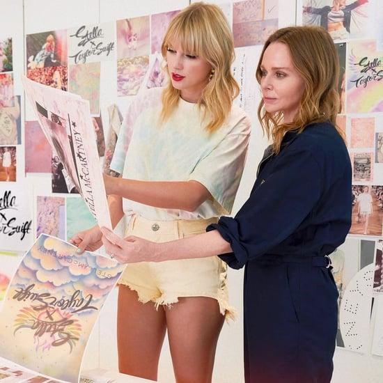 Taylor Swift Stella McCartney Collaboration