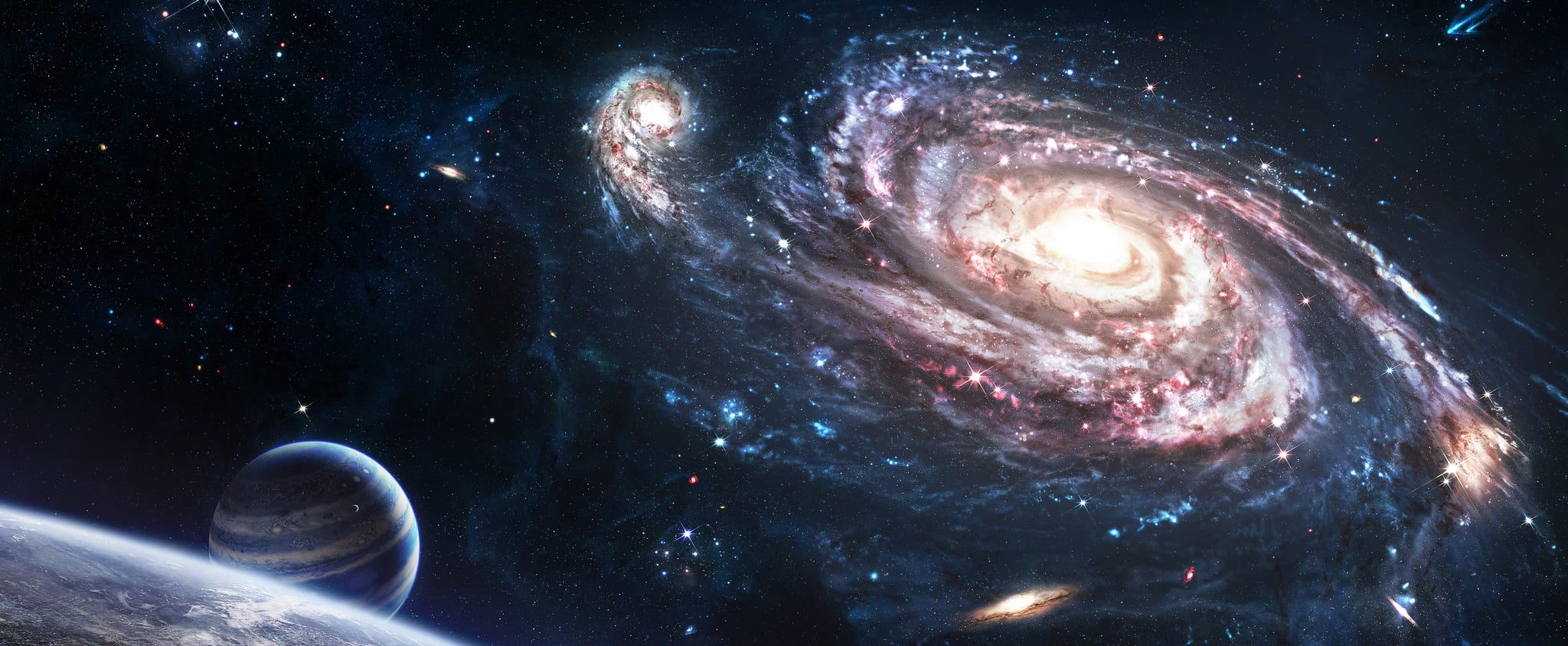 Crazy Facts About Space