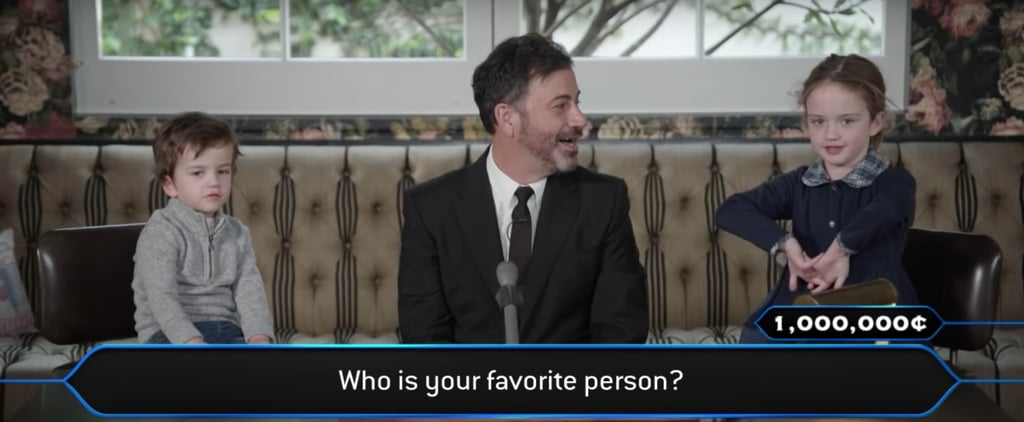 Jimmy Kimmel Plays Who Wants to Be a Millionaire With Kids
