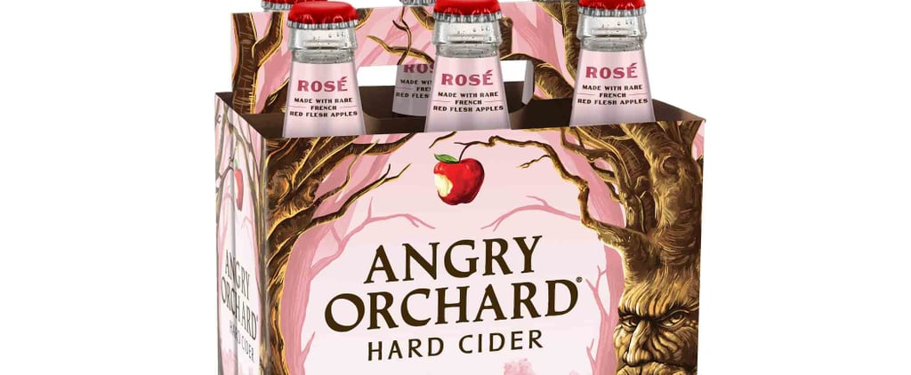 Get Your Party Pants On! Angry Orchard Just Released a Pink Rosé Hard Cider
