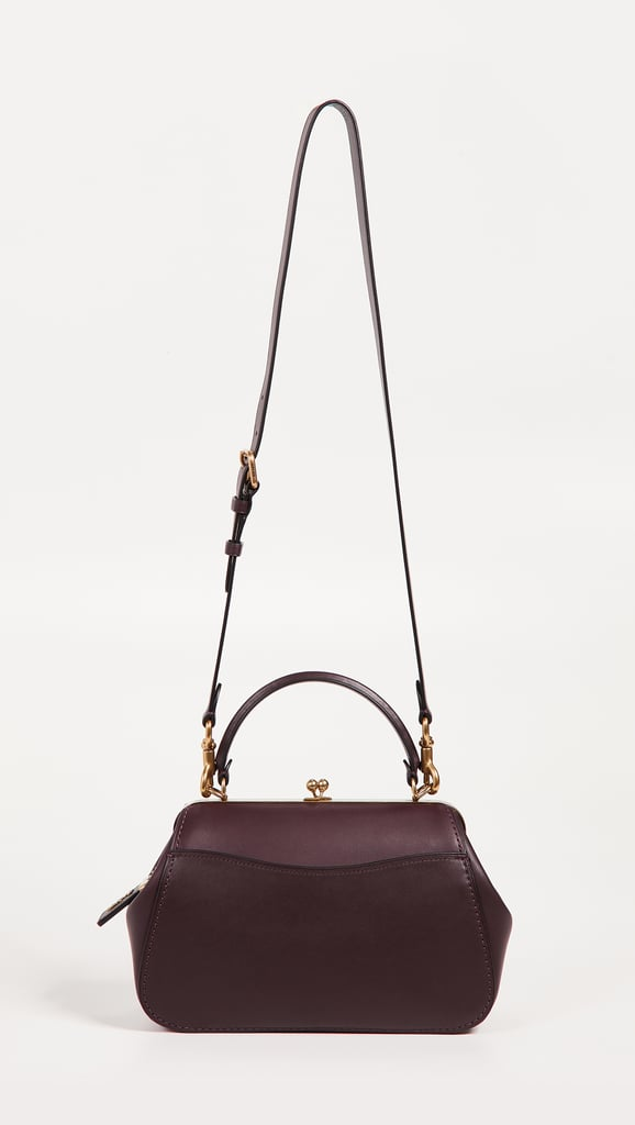 b4393592dbd8 Coach 1941 Glovetanned Frame Bag | Best Coach Bags on Sale 2019 ...