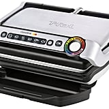 Under $200: T-fal GC702D OptiGrill Stainless Steel Indoor Electric Grill