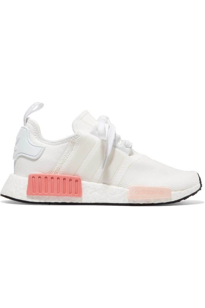 adidas Nmd r1 Rubber trimmed Mesh Trainers | Cool Fitness