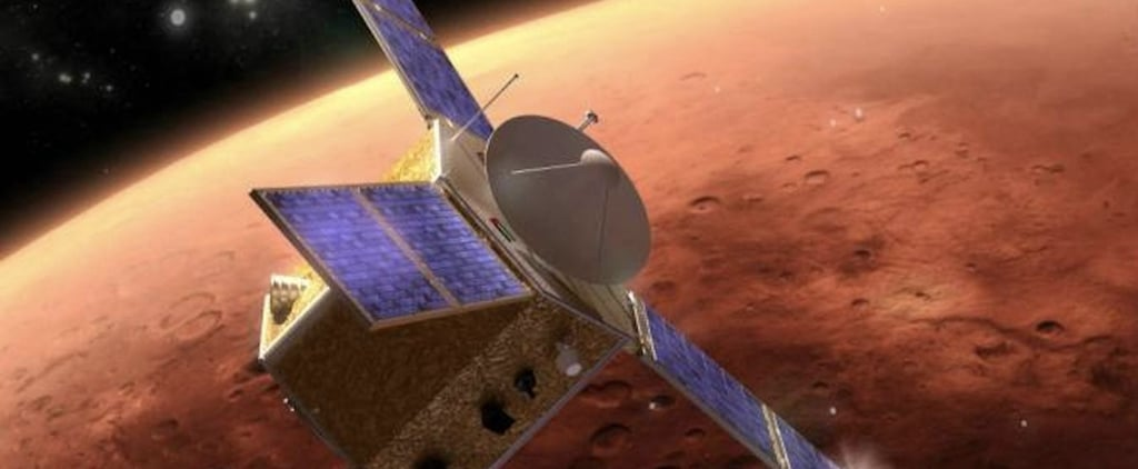 Here's How the UAE's 'Hope Probe' Mission Is Gathering a Ton of Information About Mars