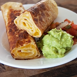 Quesadilla Roll-Up Recipe