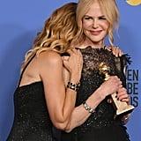 Pictured: Laura Dern and Nicole Kidman