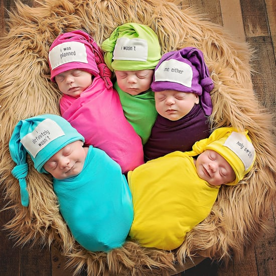 Photos of Quintuplets from Kentucky
