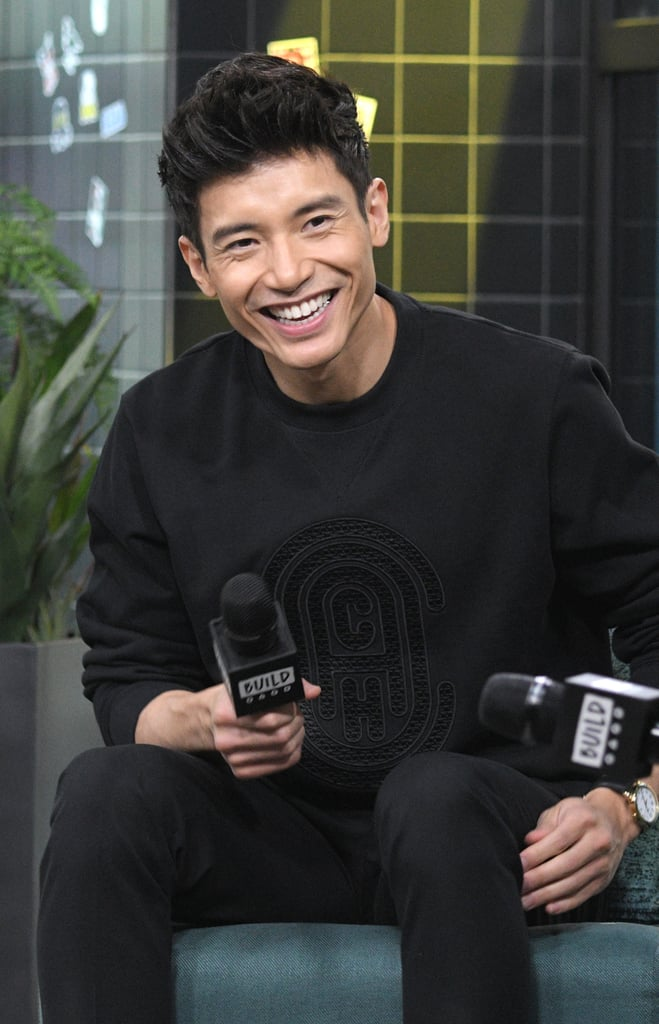 Have you never seen an episode of The Good Place? First of all — uh, what? And second of all, you've been robbing yourself of the glorious opportunity of having Manny Jacinto, who plays Jason Mendoza/Jianyu Li in the philosophical comedy, grace your screen regularly.  Fans had to say goodbye to Jason and Team Cockroach in January, but we can prepare to see more of Manny in the future — this time, in theaters. The breakout star appears as a pilot in Top Gun: Maverick, slated to hit the big screen in June 2020. But until then, here are the steamy pictures of Manny that are so forking eye-catching, you won't be able to look away for long.      Related:                                                                                                           The Good Place Cast Has Some Forking Terrific Roles Lined Up After the Show Ends