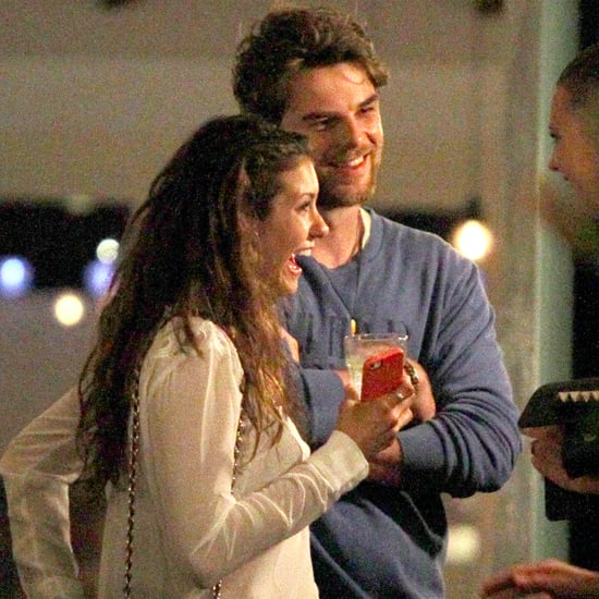 Nina Dobrev and Nathaniel Buzolic in Australia