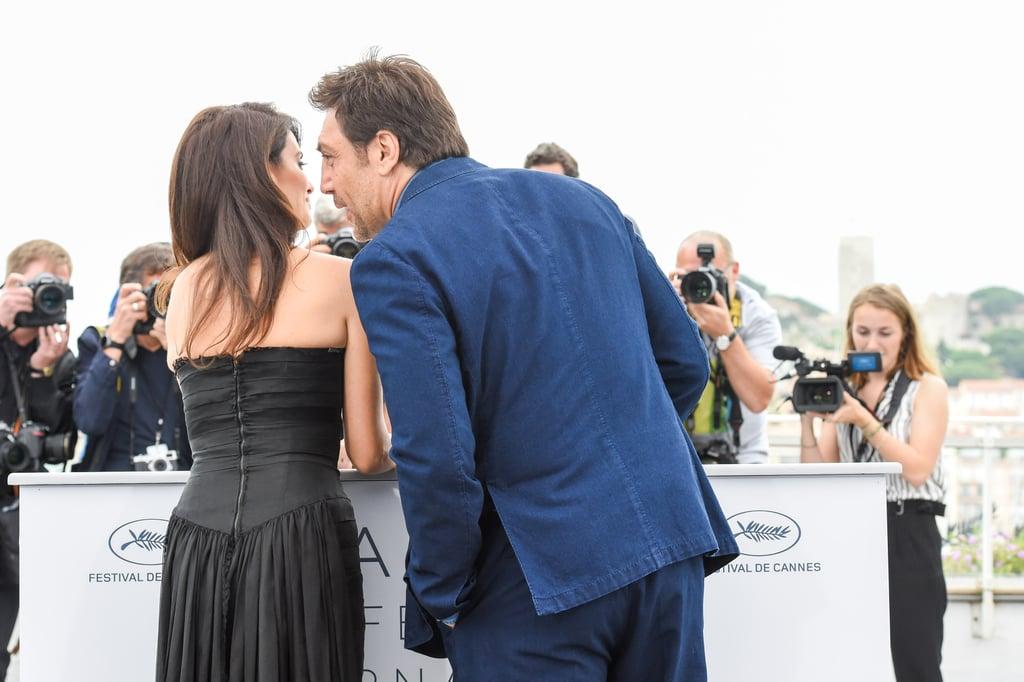 Penelope Cruz and Javier Bardem Cannes Film Festival 2018