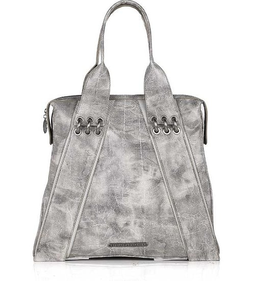 The Bag To Have: Stella McCartney Treated Canvas Grey Shopper