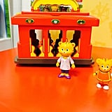 Daniel Tiger Electronic Trolley