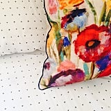 The find: this colorful pillow.