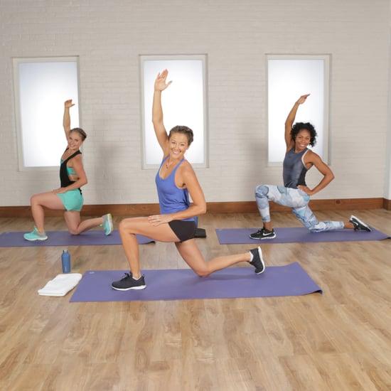 25 Minuten Cardio- Workout