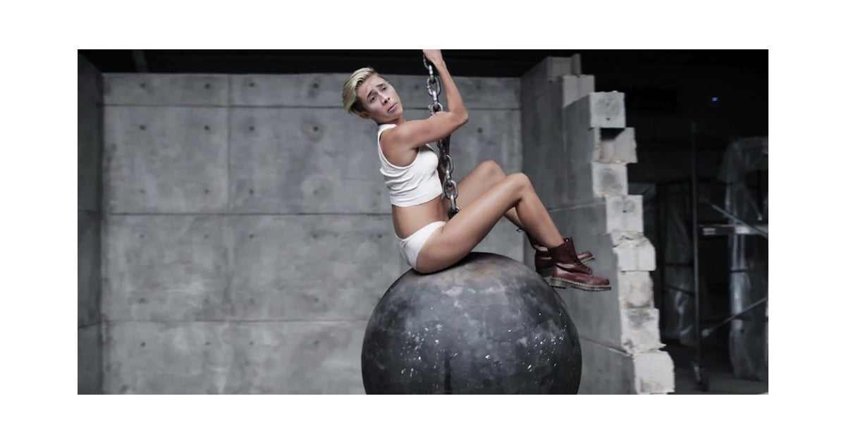 Miley cyrus wrecking ball nude version - 3 2