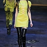 2012 A/W Milan Fashion Week: Versus