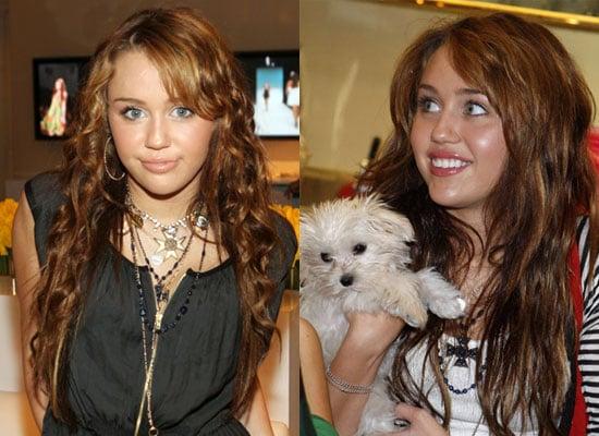 16/10/2008 Miley Cyrus