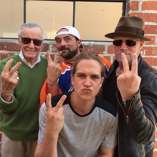 Kevin Smith Posts Mallrats 2 Picture