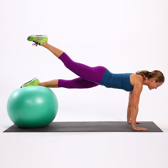 Butt Exercises For Exercise Ball