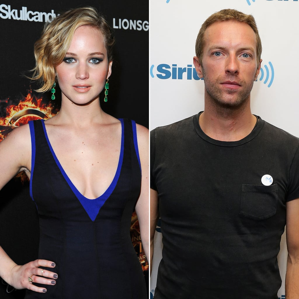 Is jennifer still dating chris martin