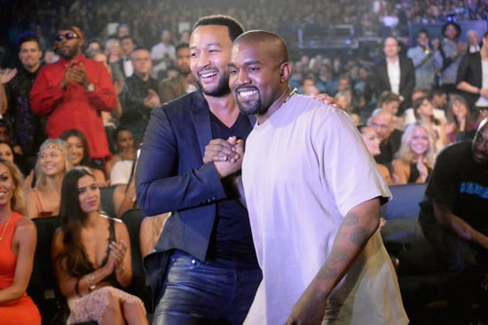 John Legend Quotes About Kanye West Meeting Donald Trump