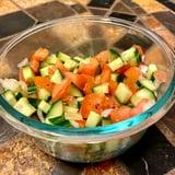 Joanna Gaines's Lebanese Salad Recipe and Photos
