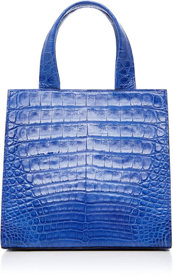 Hunting Season Mini Crocodile Tote