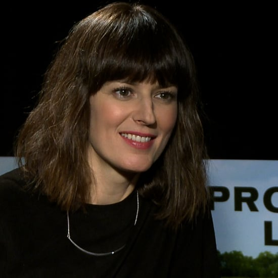 Rosemarie DeWitt Interview For Promised Land