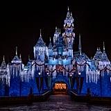 Disneyland: Sleeping Beauty's Winter Castle