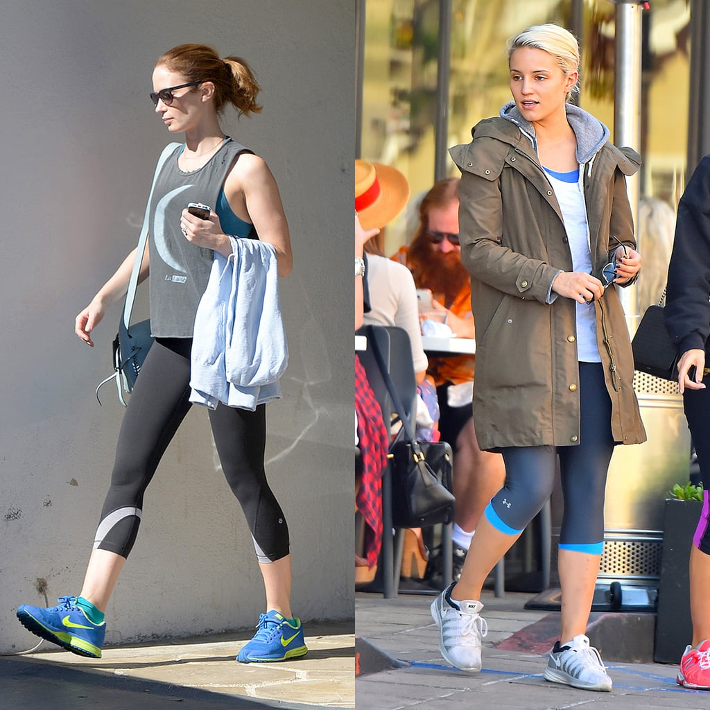 Celebrities Working Out This Week
